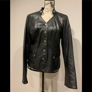 Ladies Danier Genuine Low Back Jacket - Medium